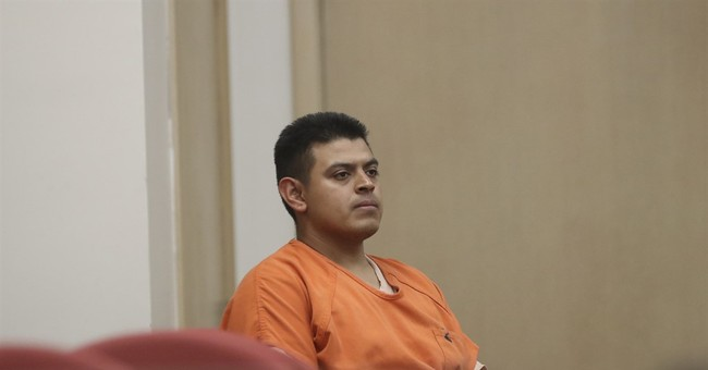 The Latest: Oregon man hit with 4 counts aggravated murder