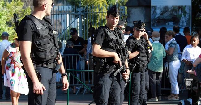 Under heavy security, Catholic pilgrims visit Lourdes shrine
