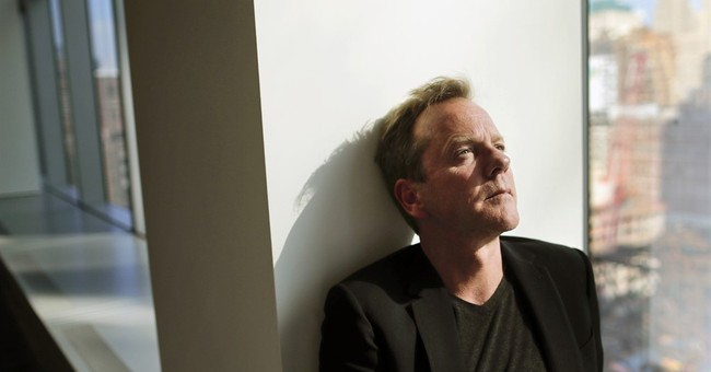 Kiefer Sutherland steps out of his comfort zone as singer