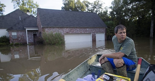 40K homes damaged by Louisiana floods; 10 killed