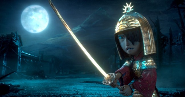 Review: 'Kubo and the Two Strings' strums stop-motion wonder