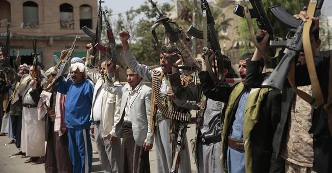 Yemen's Houthi rebels condemn hospital airstrike