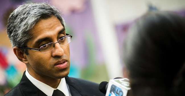 Surgeon General Murthy visits Flint for 2nd time this year
