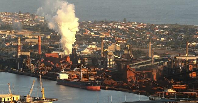 Miner BHP Billiton suffers $6.4 billion loss for 2015-16