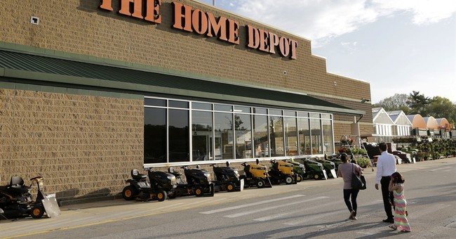 Home Depot rides housing boom to record sales, profit