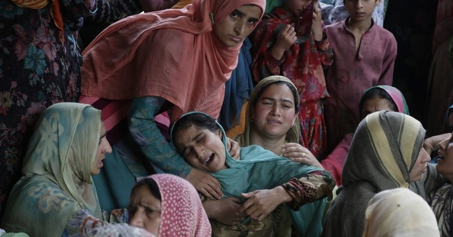 Troops kill 4 civilians at anti-India protests in Kashmir