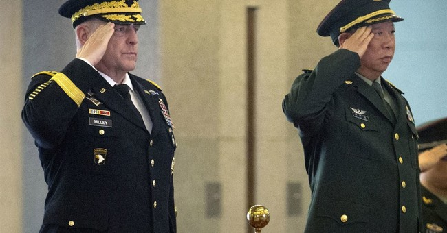 US Army chief visits China amid missile system tensions