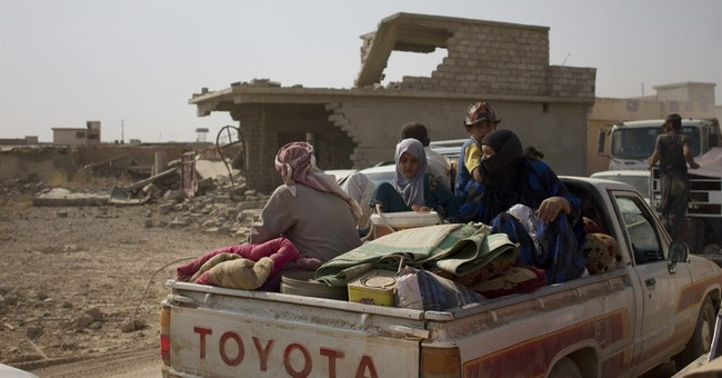 Iraqi Kurdish forces take more ground east of IS-held Mosul