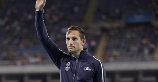 Boo 2: Lavillenie booed again by Olympic home crowd