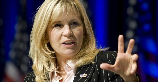 Liz Cheney wins primary for US House post her father held