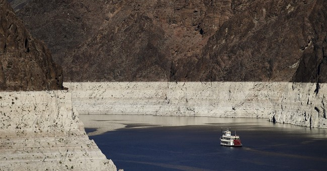 Close call: Feds see 2018 shortage in Lake Mead water supply