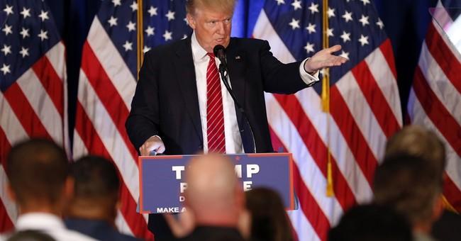 Analysis: Trump blasts nation-building but wants Iraq oil
