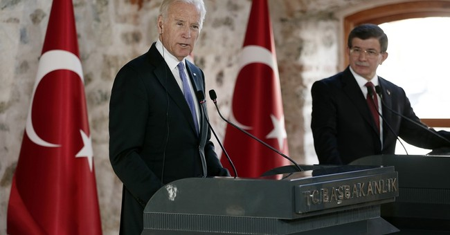Biden: More support needed to repel IS from Turkish border