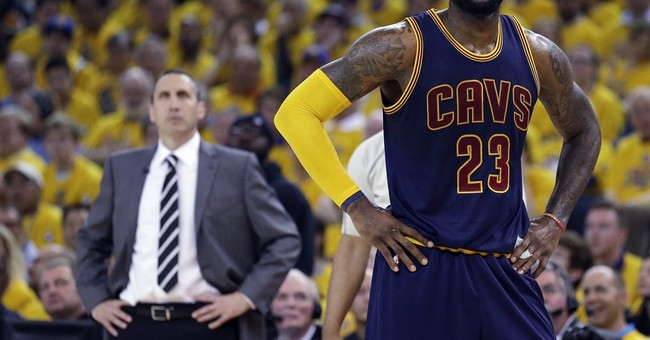 Turnover: LeBron drops another coach as Cavs fire Blatt