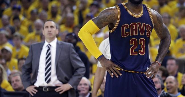 Turnover: LeBron drops another coach as Cavs fire Blatt