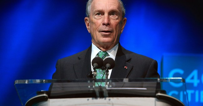 AP sources: Bloomberg eyeing independent White House bid