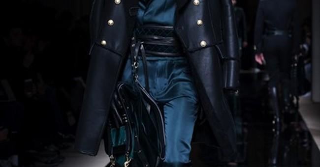 Christian Slater hits celebrity-filled Dior Homme show