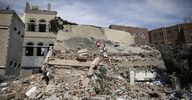 Yemen's PM returns to Aden; Saudi airstrikes kill civilians
