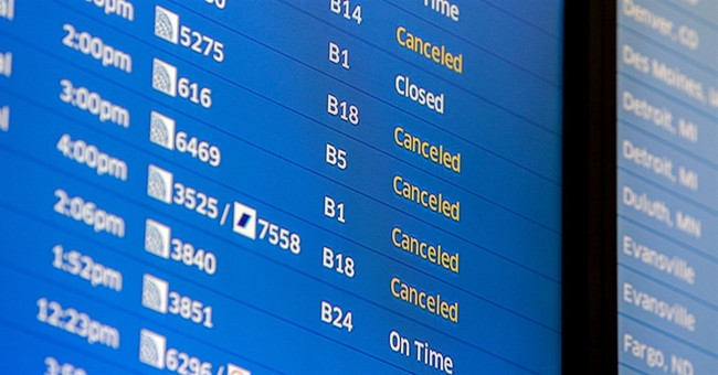 Nearly 7,000 weekend flights canceled, and more on the way