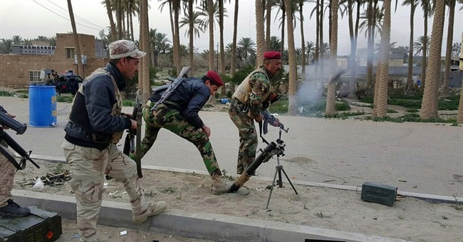 Iraq seeks more coalition trainers for local police