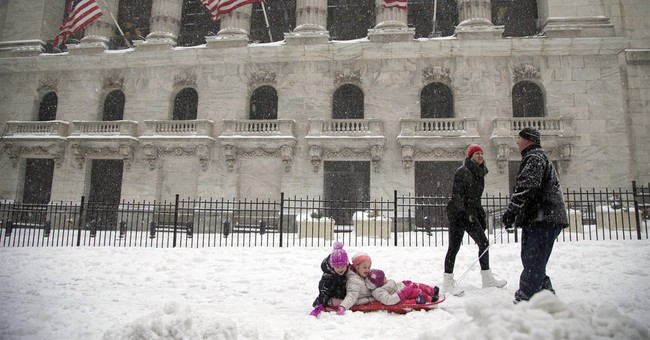 All Broadway shows on Saturday shutter as snow builds
