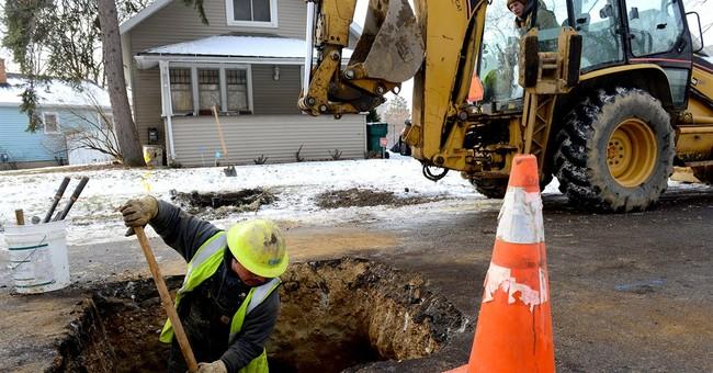 Lead pipes lurk in older neighborhoods across the nation