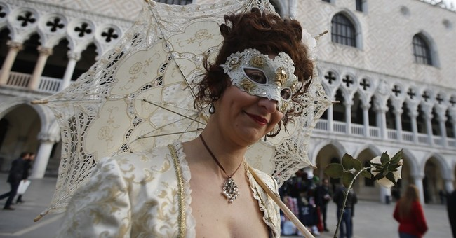 Venice Carnival celebrations open amid tighter security