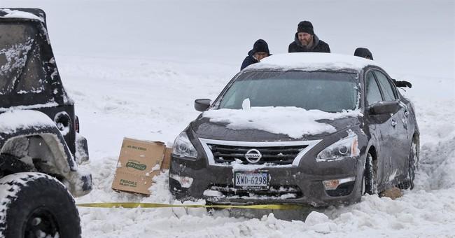 At least 48 people die as result of snowstorm that hit East