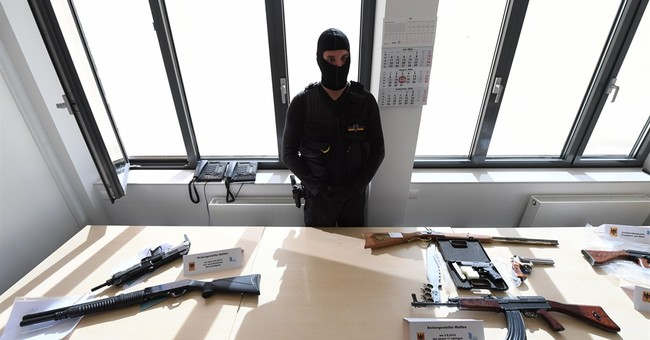 Prosecutors: Munich shooter paid some $4,900 for guns, ammo