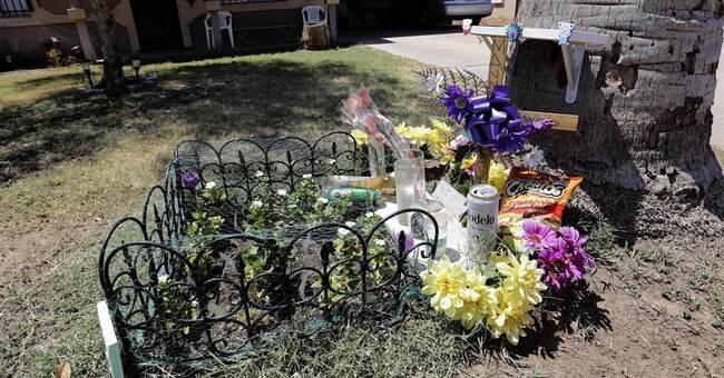 10 shell casings found at Phoenix serial killer crime scene