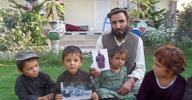 Afghan family excited their son released from Guantanamo