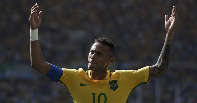 Brazilians re-embrace Neymar, hope he can give them gold