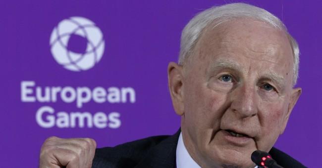 Irish Olympic executive arrested in ticket scheme
