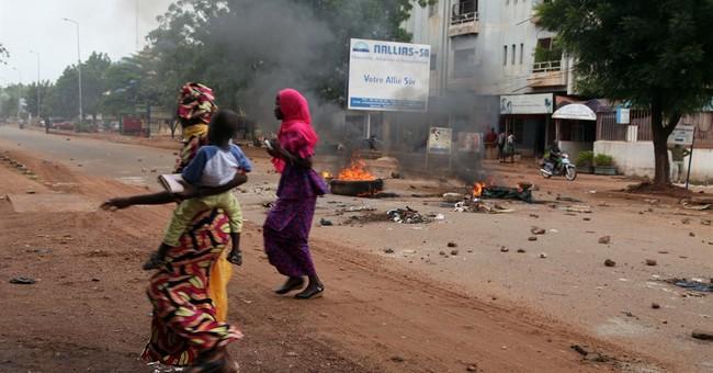 Violent protests in Mali's capital kill 3, injure several