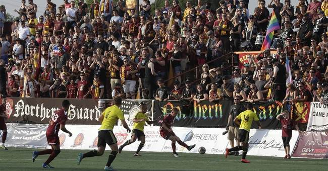 Detroit MLS bid comes amid minor league soccer boom in area
