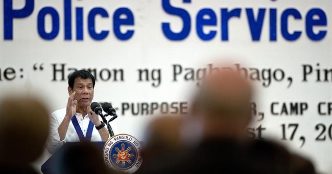 Duterte slams UN for 'interfering' in Philippine drug war