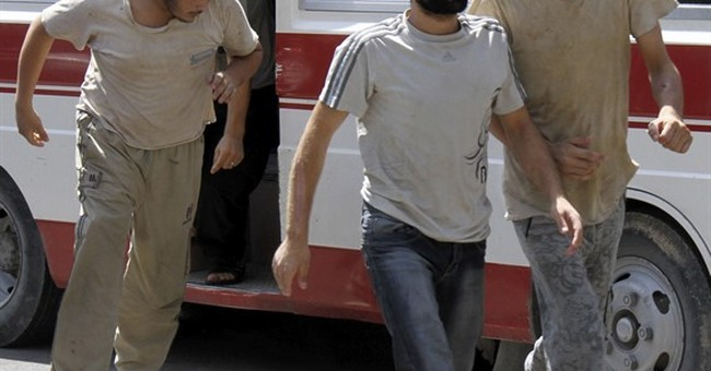 Rights group: More than 17,000 killed in Syrian state jails