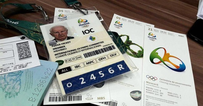 Irish Olympic executive arrested in ticket scheme