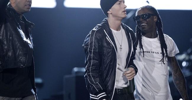 Eminem joins Drake on stage to quash rumored quarrel