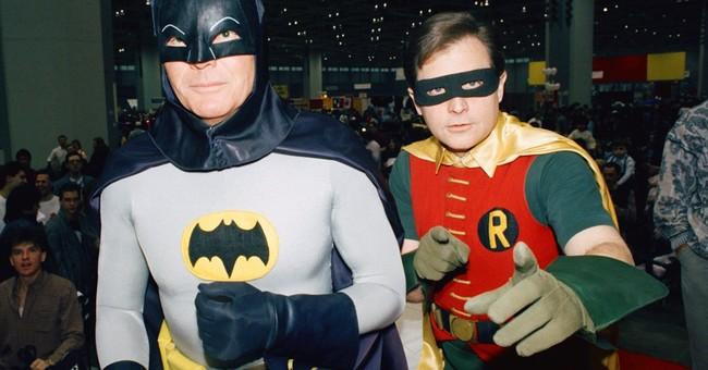 West, Ward reprising Batman roles in animated movie