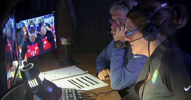How do the blind watch the Olympics? NBC helps them hear it