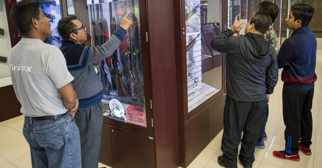 At Mexico's lone gun store, even the boss discourages sales