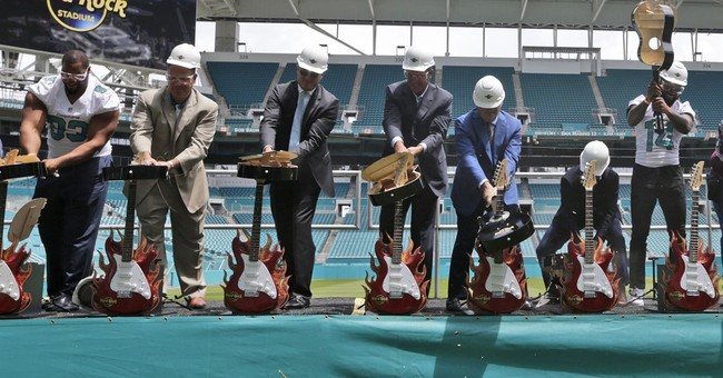 Dolphins' Hard Rock Stadium deal is for nearly $250 million