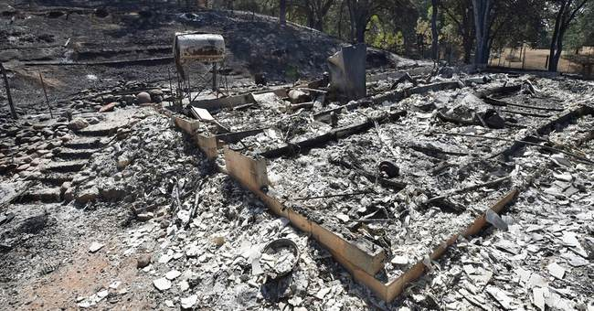 Official: California wildfire in 2015 sparked by pot farm