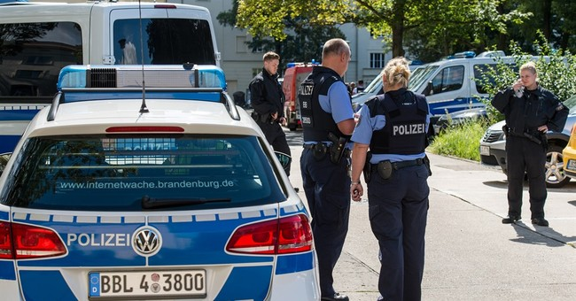 German find no evidence suspect planning attack, no bomb