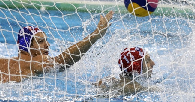 Serbia to play Croatia for Olympic gold