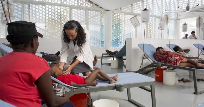 UN to provide 'material assistance' to Haiti cholera victims