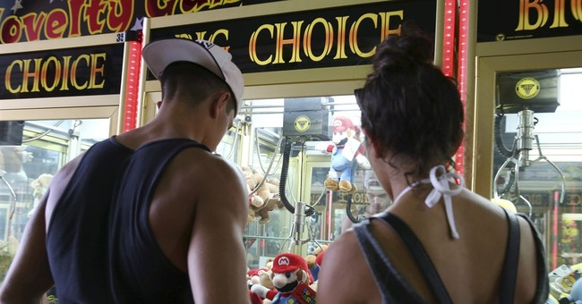 Retracting the claw game: Lawmaker targets arcade favorite