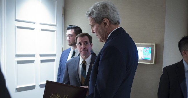 State Dept mystery: Who cut briefing video on Iran talks?