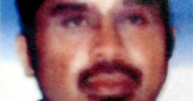 Indonesia prisoner makes first public appearance at Gitmo